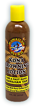 Kona Browning Lotion 8 oz.