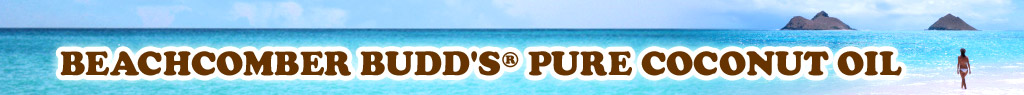 Beachcomber Budd's® Pure Coconut Oil
