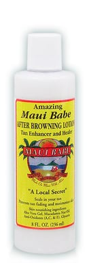 Maui Babe After Browning Lotion 8 oz.
