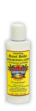 Maui Babe After Browning Lotion 4 oz.
