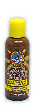 Kona Browning Lotion 4 oz.